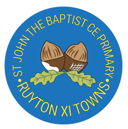 St John The Baptist CE Primary School Ruyton XI Towns ...