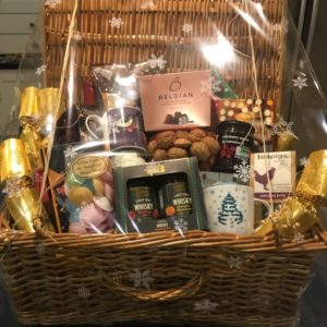 Make sure you have been buying or selling the Christmas raffle tickets to be in with a chance of winning this beautiful, festive hamper! There are also many other exciting prizes to be won to get you into the Christmas spirit! 🎅