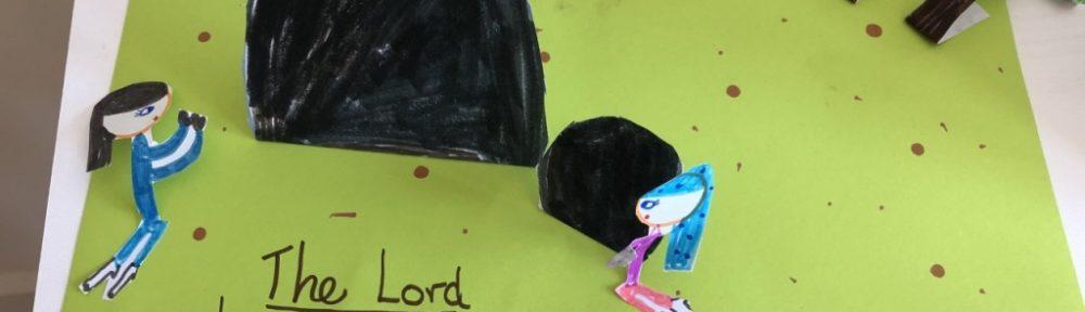 Elizabeth's Easter Project