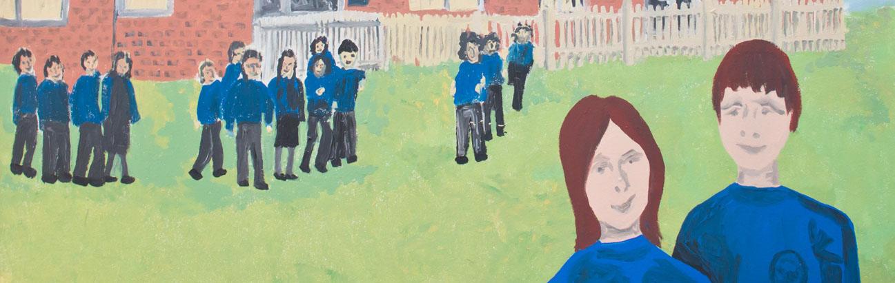 St John The Baptist Primary School, Shropshire